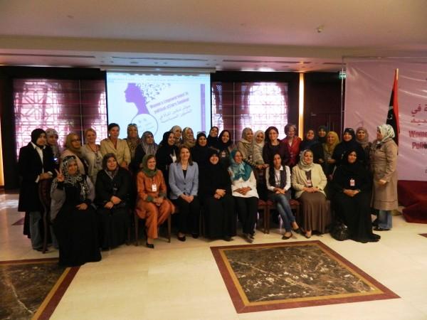 Libya toukokuu 2012 lokal