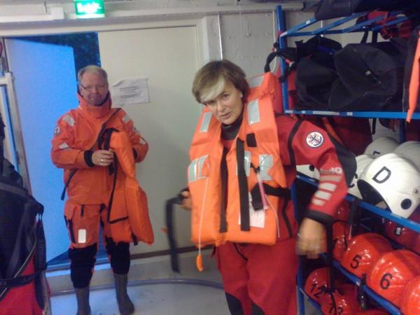 utfärd till Sjöräddningssällskapet, Bågaskär 23.10.2012